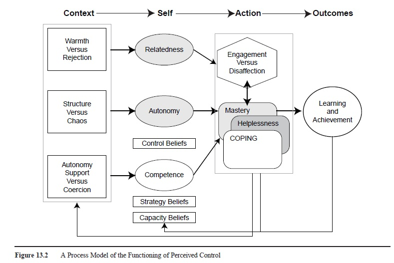 Perceived Control, Coping, And Engagement research paper f2