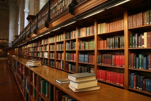 How to Use a Library for Research